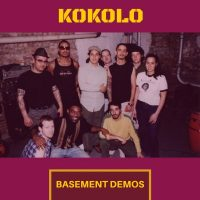 Kokolo Basement Demos Album Cover Artwork