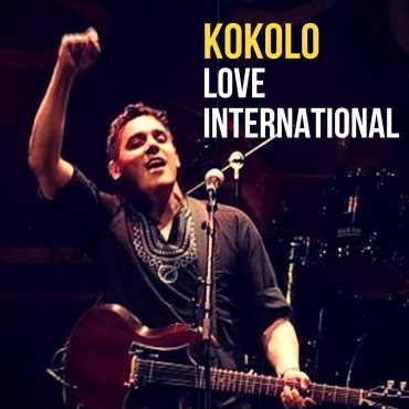 Kokolo Love International Album Cover Artwork