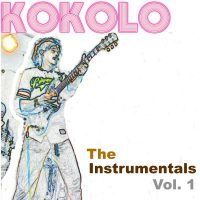 Kokolo The Instrumentals Vol. 1 Album Cover Artwork