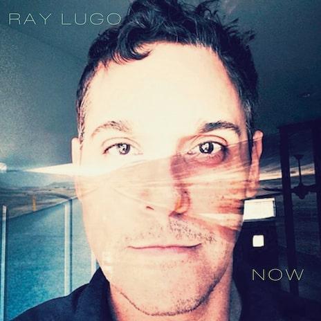 "Cover artwork of musician Ray Lugo's Second Studio Album entitled ""Now"""